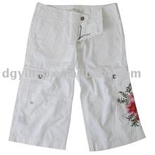 2012 ladies' Embroider pants