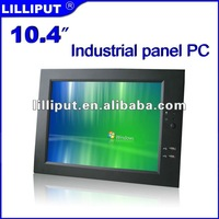 """10.4"""" LCD Touch scren Panel PC & All In One PC"""