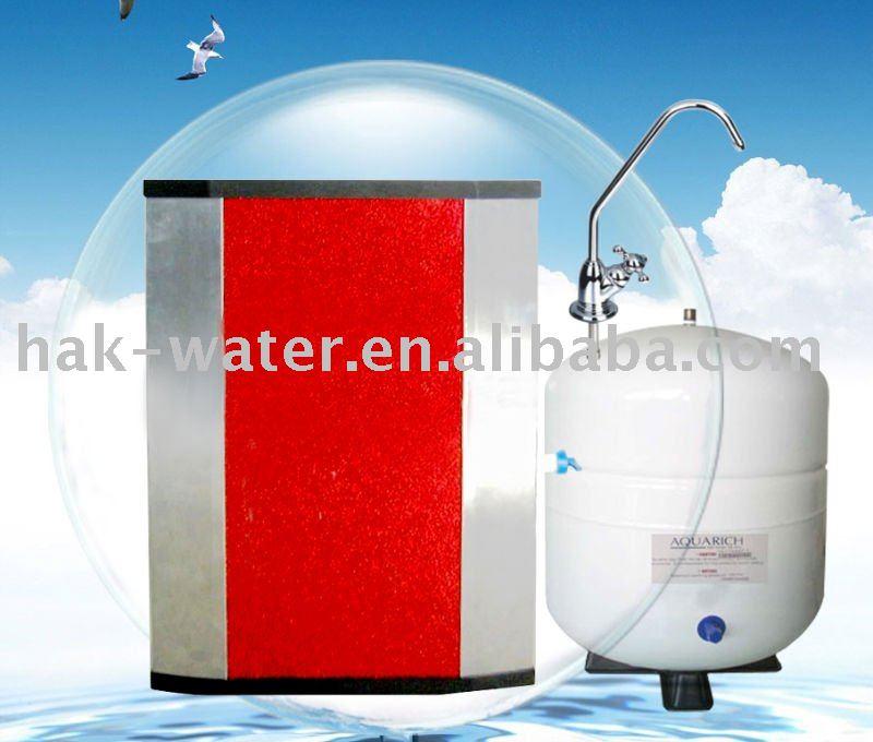 Countertop Alkaline Water Filter : 75G RO Countertop Alkaline Water Filter Detailed info for 75G RO
