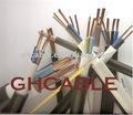 Trenzado de Cables Cables para el equipo eléctrico de alambre CCA