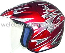 open face helmet WLT-201 DOT motocycle helmet