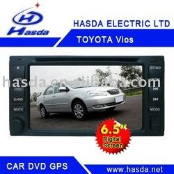 "6.2"" HD High Digital screen, car DVD/GPS player for Toyota universal model"
