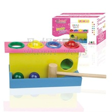 2011 danni new design toys wooden ball game