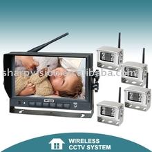 2.4 ghz wireless sistema di telecamere