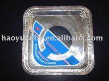 household aluminum foil,