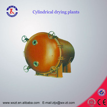 Cylindrical drying plants( CE certified chemical machines)