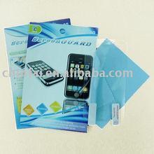 FDA LFGB SGS screen protector for iphone 3G
