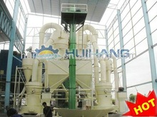 China advanced gypsum powder making machine in 600ton per day