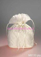 pretty polpular flower bridal bag