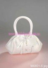 popuar 2012 wedding fashionable elaborate flower bridal purse