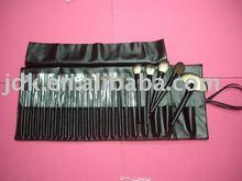 Luxury professional makeup brush set. cosmetic brush set