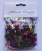 party decorative confetti