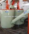 Copos de pet en caliente - lavadora de reciclaje de pet de la máquina