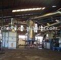 El horno de carbón para el procesamiento de caucho, aire caliente del horno, carbón- despedido generador de aire caliente