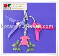 fashion key chain,fashion clothing chain,mobile chains