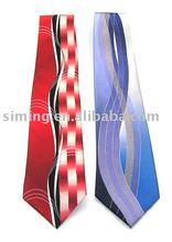 100 Silk Print Necktie