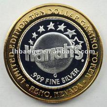 Souvenir medal,souvenir coin,casino token