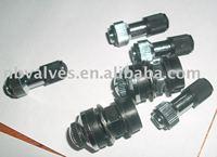 flush mount Tyre valve