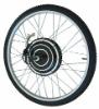 Spoke wheel motor