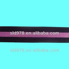 Jacquard elastic webbing underwear elastic custom