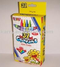 Crayon, wax crayon, stationary(2866)
