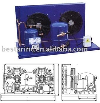 Hermetic Air-Cooled Condensing units