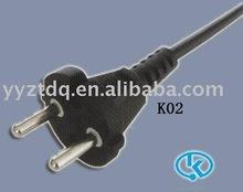 Korea power cord K02 KETI