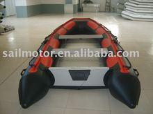 Inflatable Boat / pvc boat 4.3m - HOT MODEL