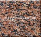 Red granite: General red