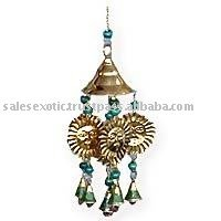Brass Wind Chimes, Brass Bells. Brass Chimes