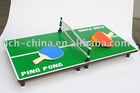 Mini pingpong table, Mini Table Tennis Set, Tabletop Pingpong