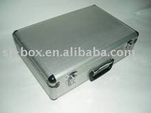 Sliver Custom Aluminum Briefcase Tool Box