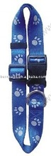 HOT SELL Nylon Dog Collars in blue