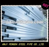 High Precision Mechanical Structural Seamless Steel Tubes