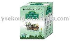 Aloe Vera Tea ( herbal health tea GMP manufacture )
