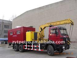 Emergency service vehicle