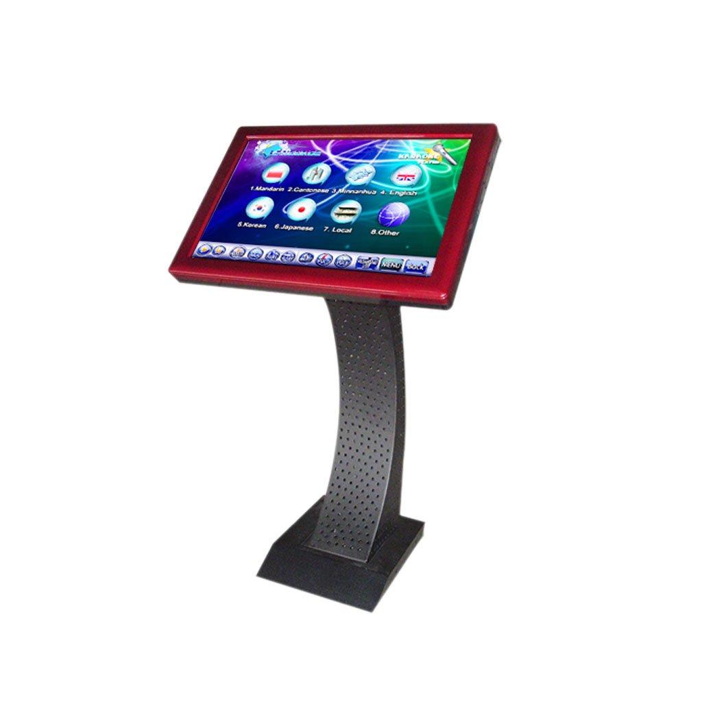 Karaoke Touch Screen