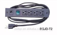 safa outlet/USA power/RJ45 /wall socket