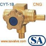 Gnc cyt-1b de la válvula