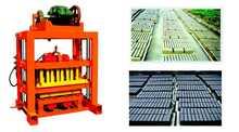 QTJ4-40 Machine de fabrication de blocs