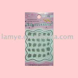 Glitter Nail Sticker