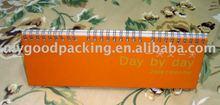 orange calendar 2013