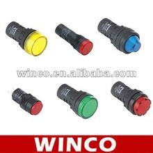 AD22-22DS LED Pilot Lamp (Indicator Lamp Signal lamp) 22mm