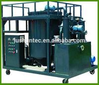 ZLE waste engine oil recycling/regeneration/purification machine
