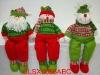sitting custom christmas ornaments