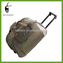 Green Duffle bag travel rolling duffle bag Travel Luggage Bag-LX001-1