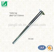 Stainless steel adjustable cabinet legs