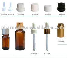 various of plastic cap