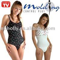 TV917 Slimming full female body suit slim body shaper suit for women