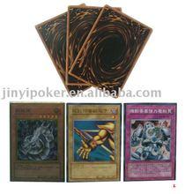 TCG cards,trading card game,metallic printing cards